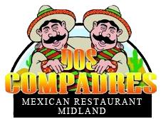 Dos Compadres Mexican Restaurant Logo