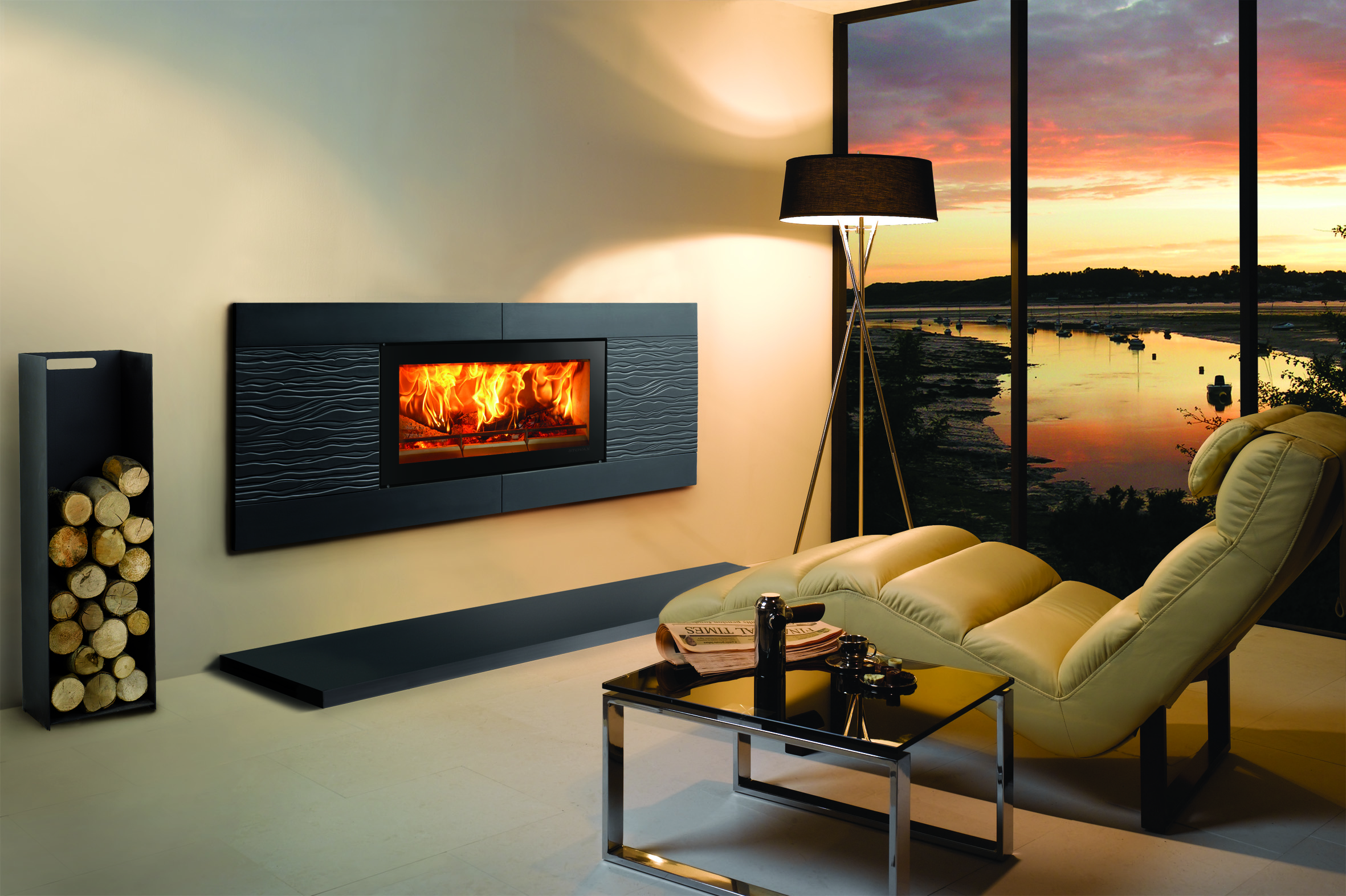 modern fireplaces supplied and fitted in hampshire