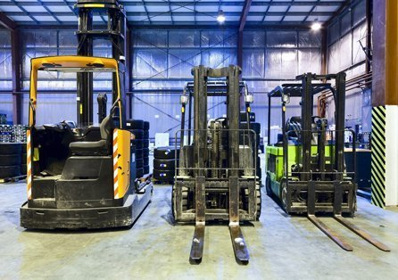 Forklift servicing and repairs