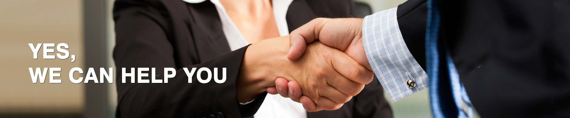 client and solicitor handshake