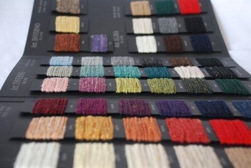 lavorazione cascami tessili