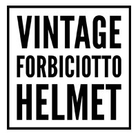 Casco Helmet jet in ecopelle pelle Vespa Lambretta Vintage Marrone testa di moro