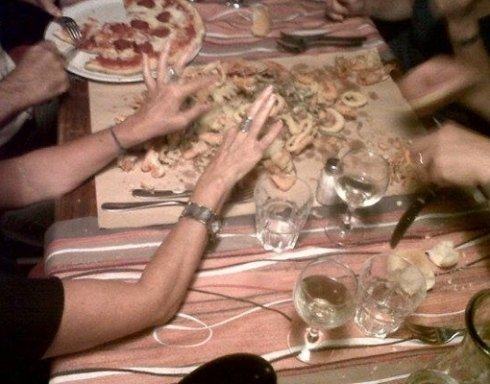 pesce e pizze