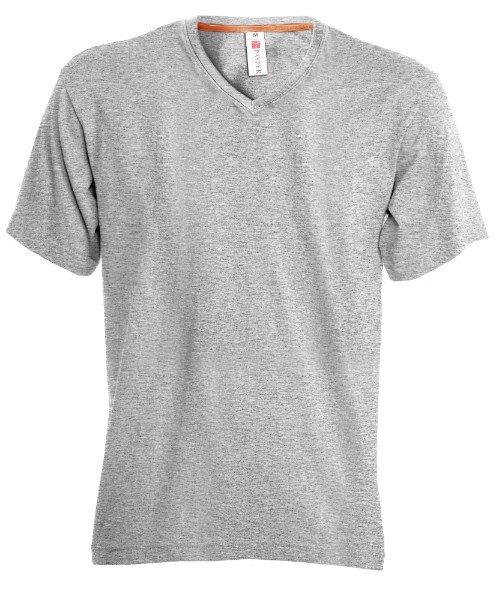 una maglietta di color grigio