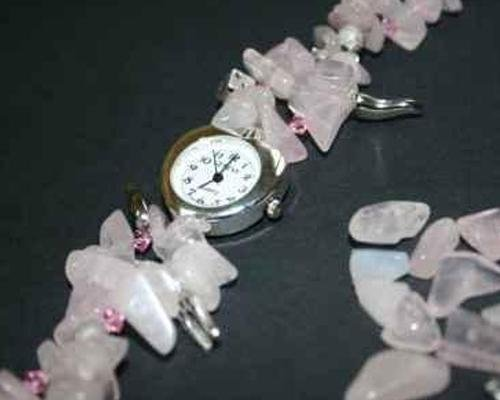 Orologio chips e charms