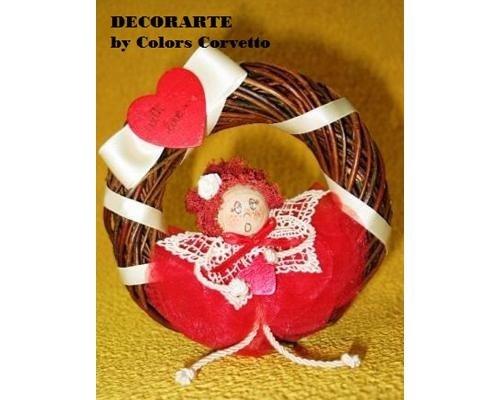 Bambola San Valentino