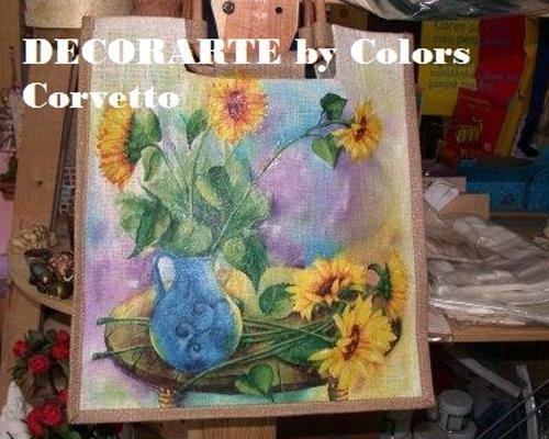 Pittura su stoffa