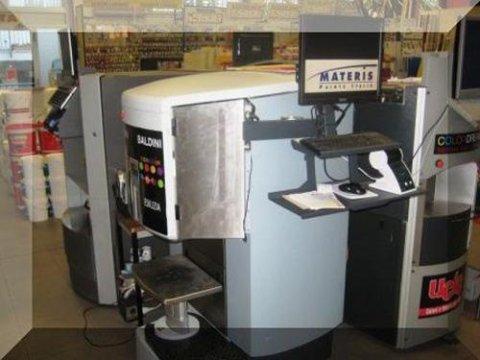 Servizio di tintometria professionale