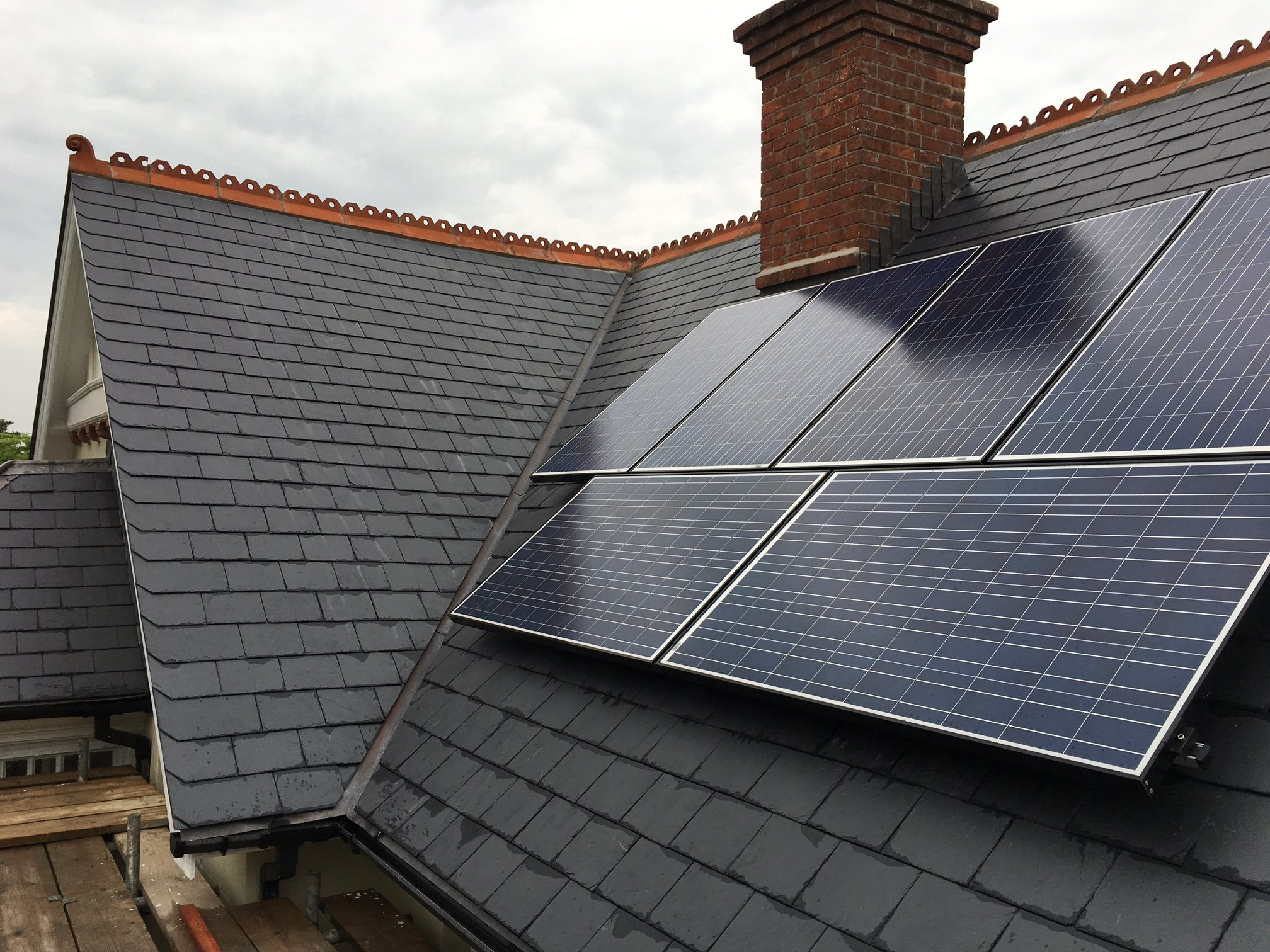 Roofing Service In Pembrokeshire Ck Roofing Amp Building Ltd