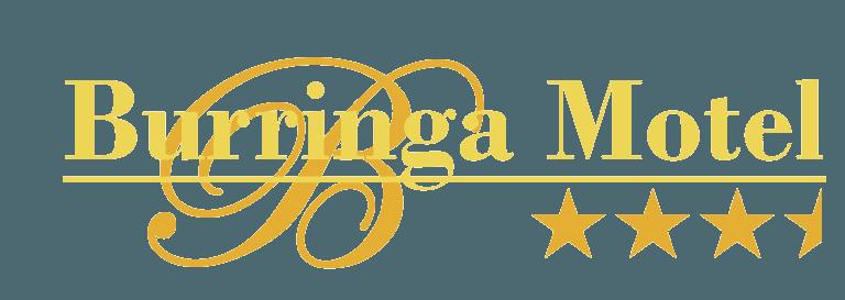 burringa motel wagga wagga business logo