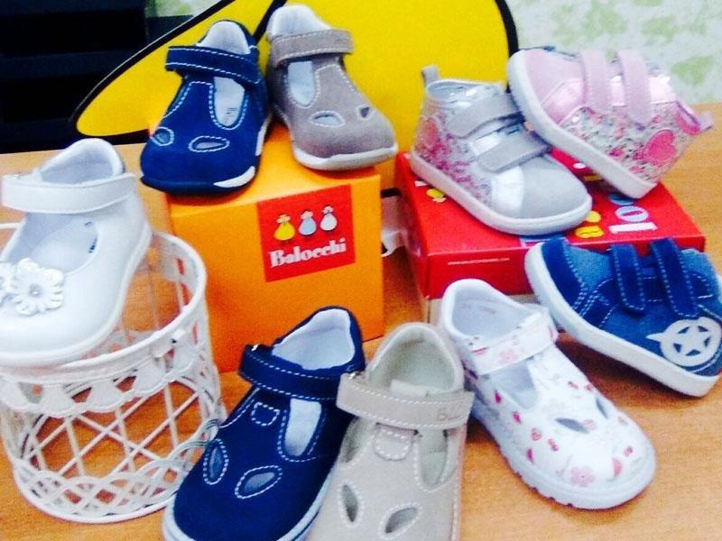 calzature da bimbo