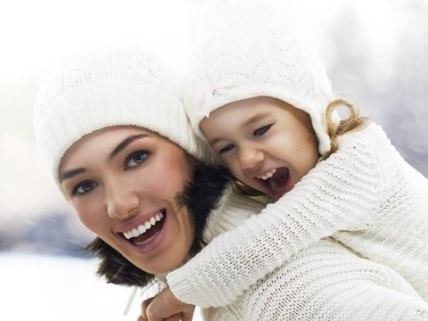 abbigliamento donna e bambini