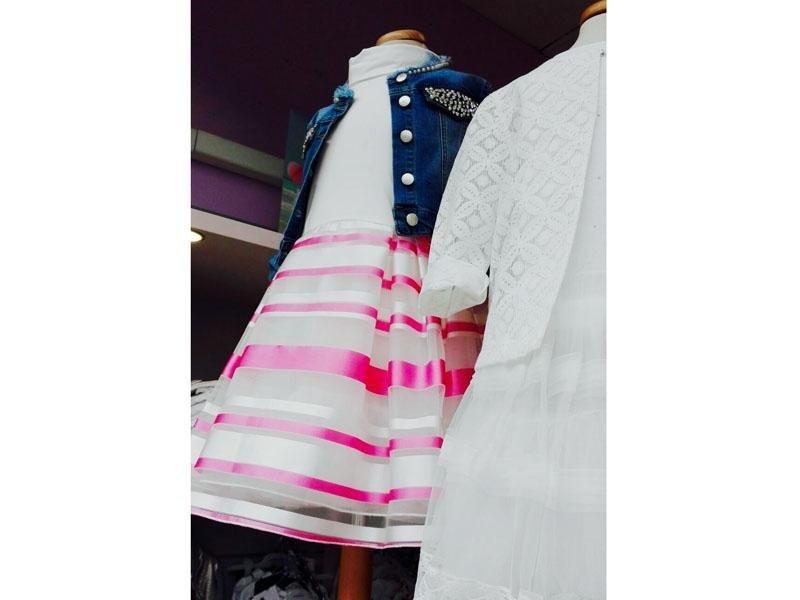 Abbigliamento elegante bambina