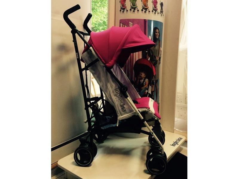 vendita passeggini bambina