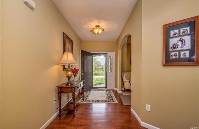 Remarkable Executive 1 1/2 Story Home - interior view