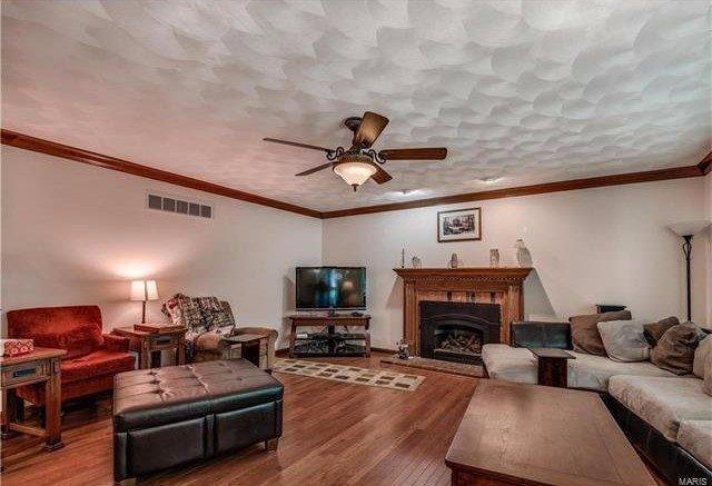 Gorgeous 2 Story Brick Home - interior view