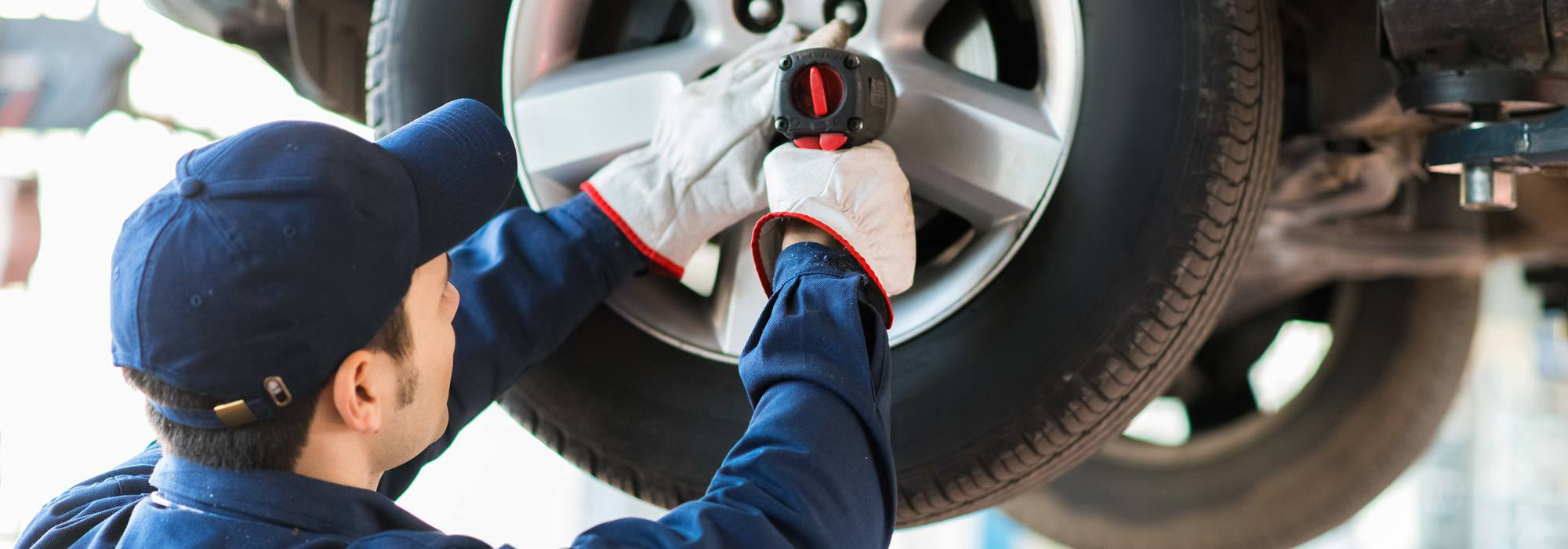 Automobile servicing in Lorain, OH
