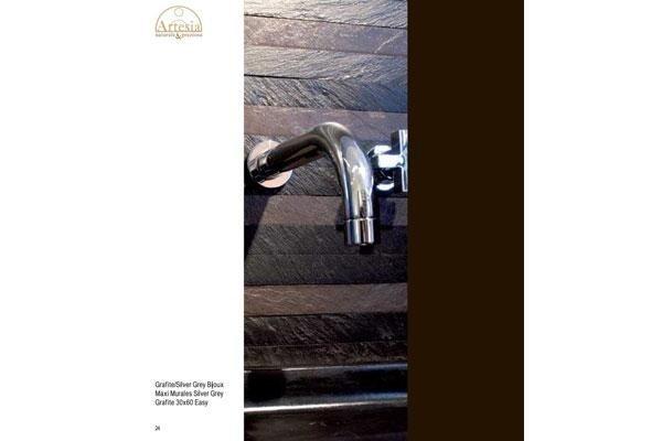 rubinetto a marchio Artesia