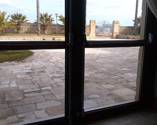 piastrelle in GRES PORCELLANATO da esterno