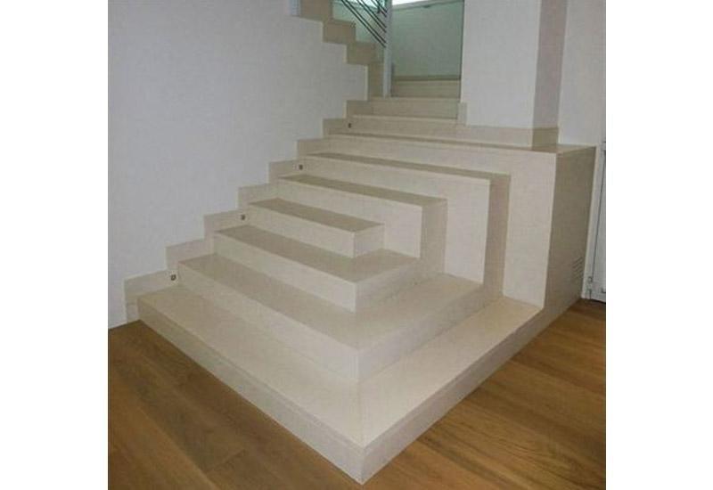 rampa di scale moderne