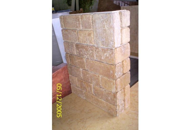 pannello in pietra
