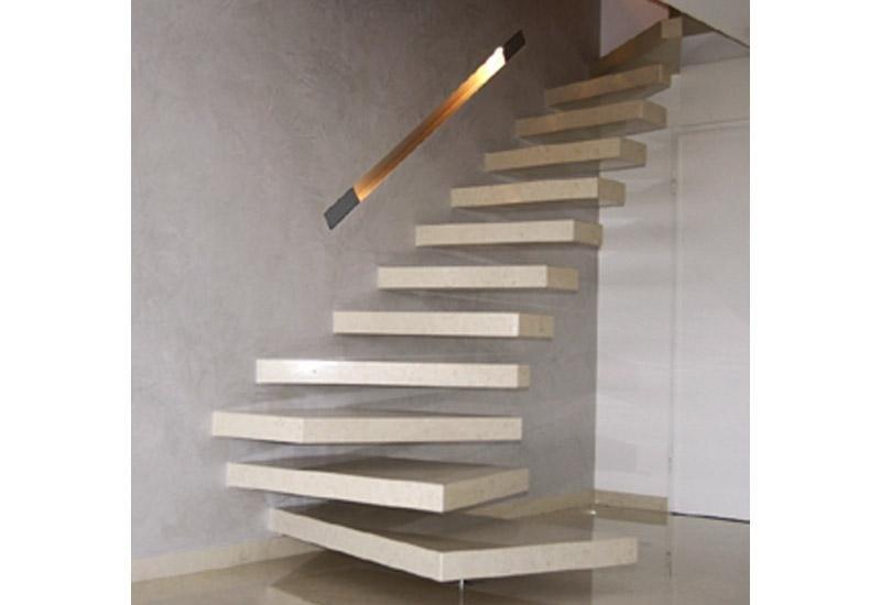 scale senza ringhiera