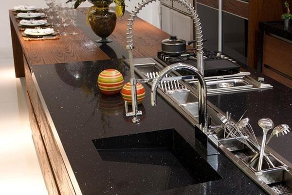 rubinetti e utensili cucina