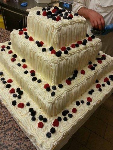 torta panna e ciccolato