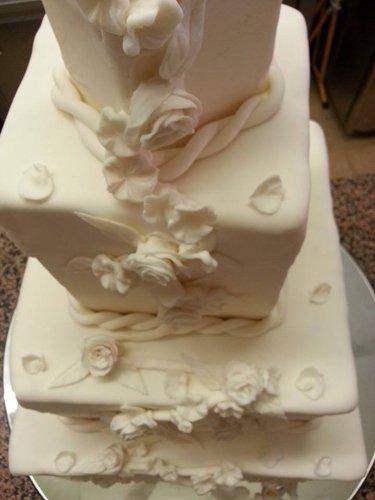 torta nuziale design