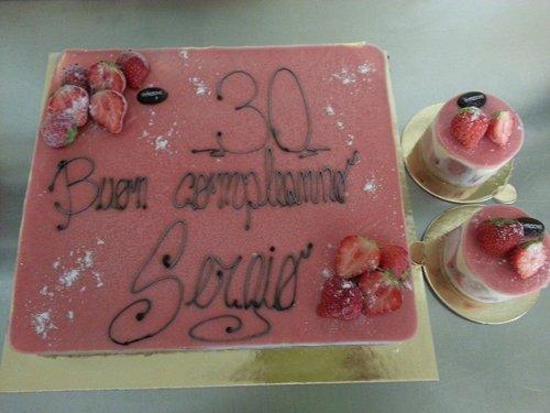 torta trentesimo compleanno