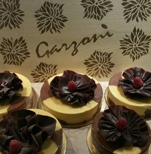 torte crema e cioccolato