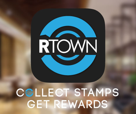 RTOWN Loyalty App logo