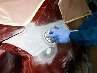 verniciatura metallizzata di autoveicoli