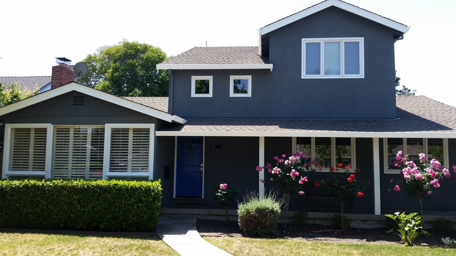 exterior house painting san jose, ca | painting contractors | t
