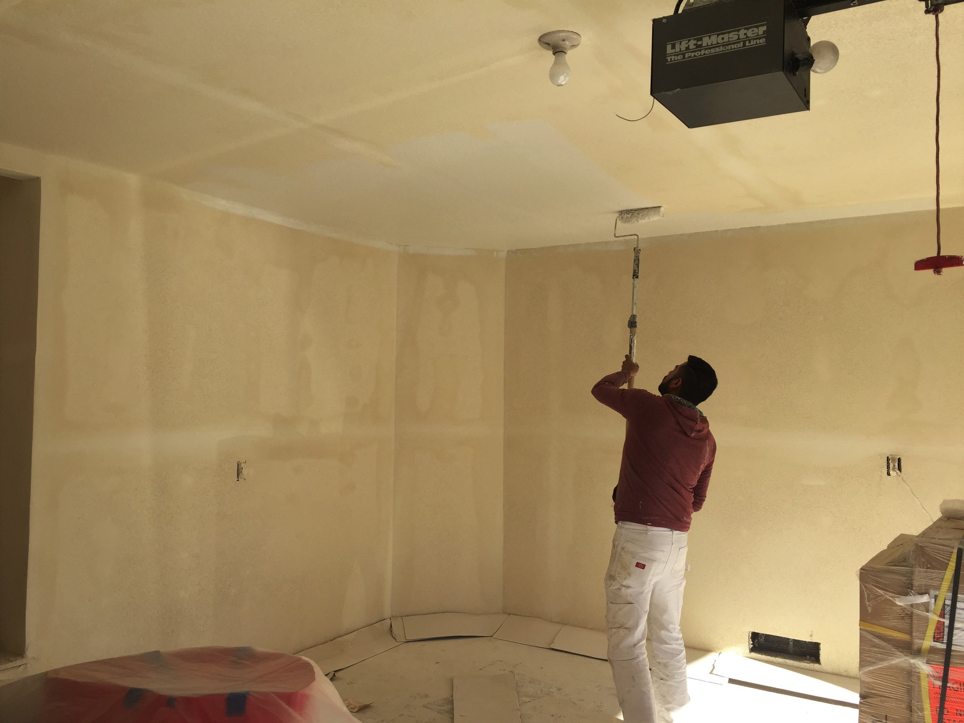 Painting contractor San Jose