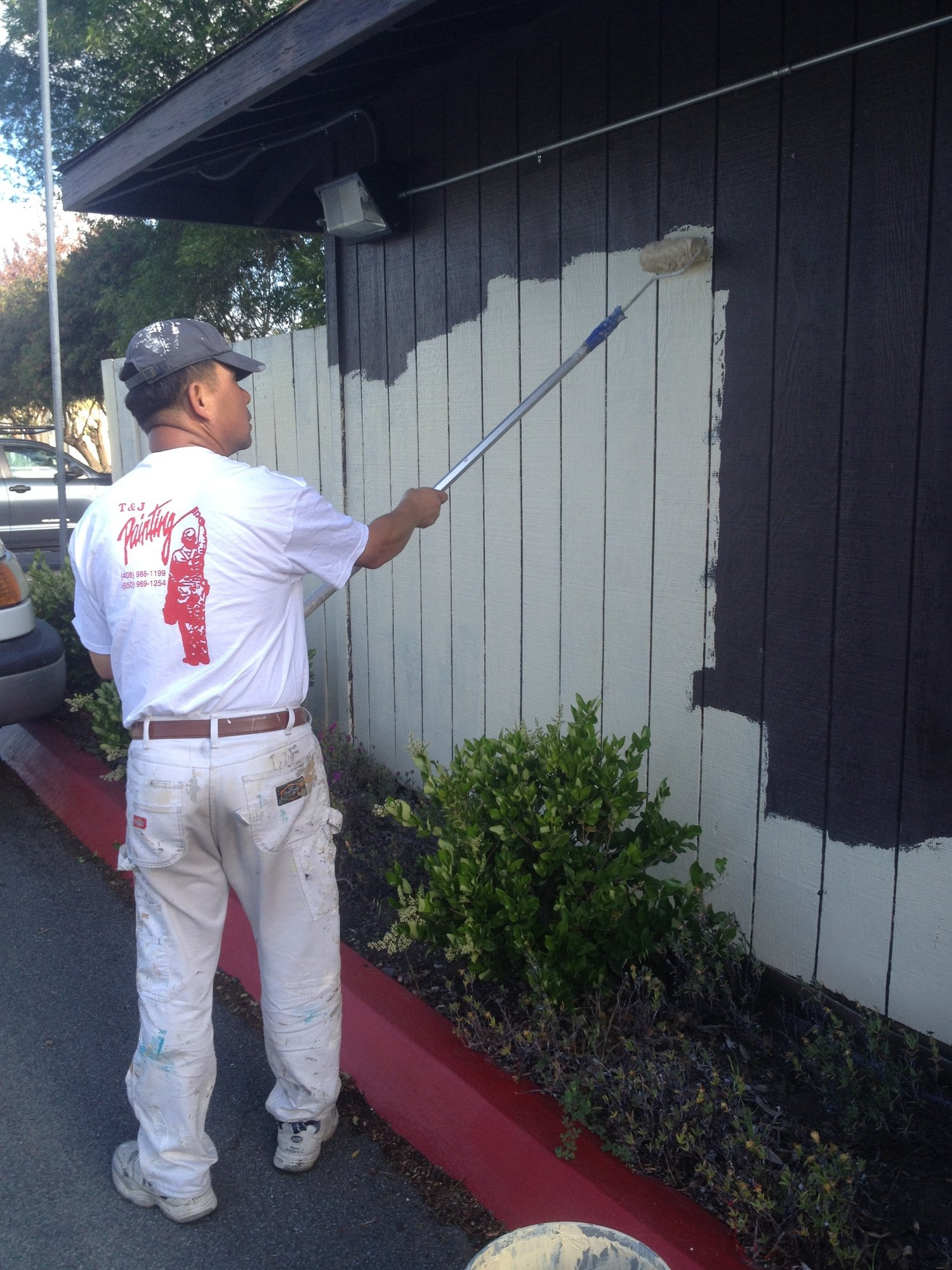 painting services San Jose, CA