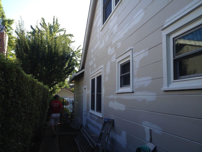 house painting San Jose, CA