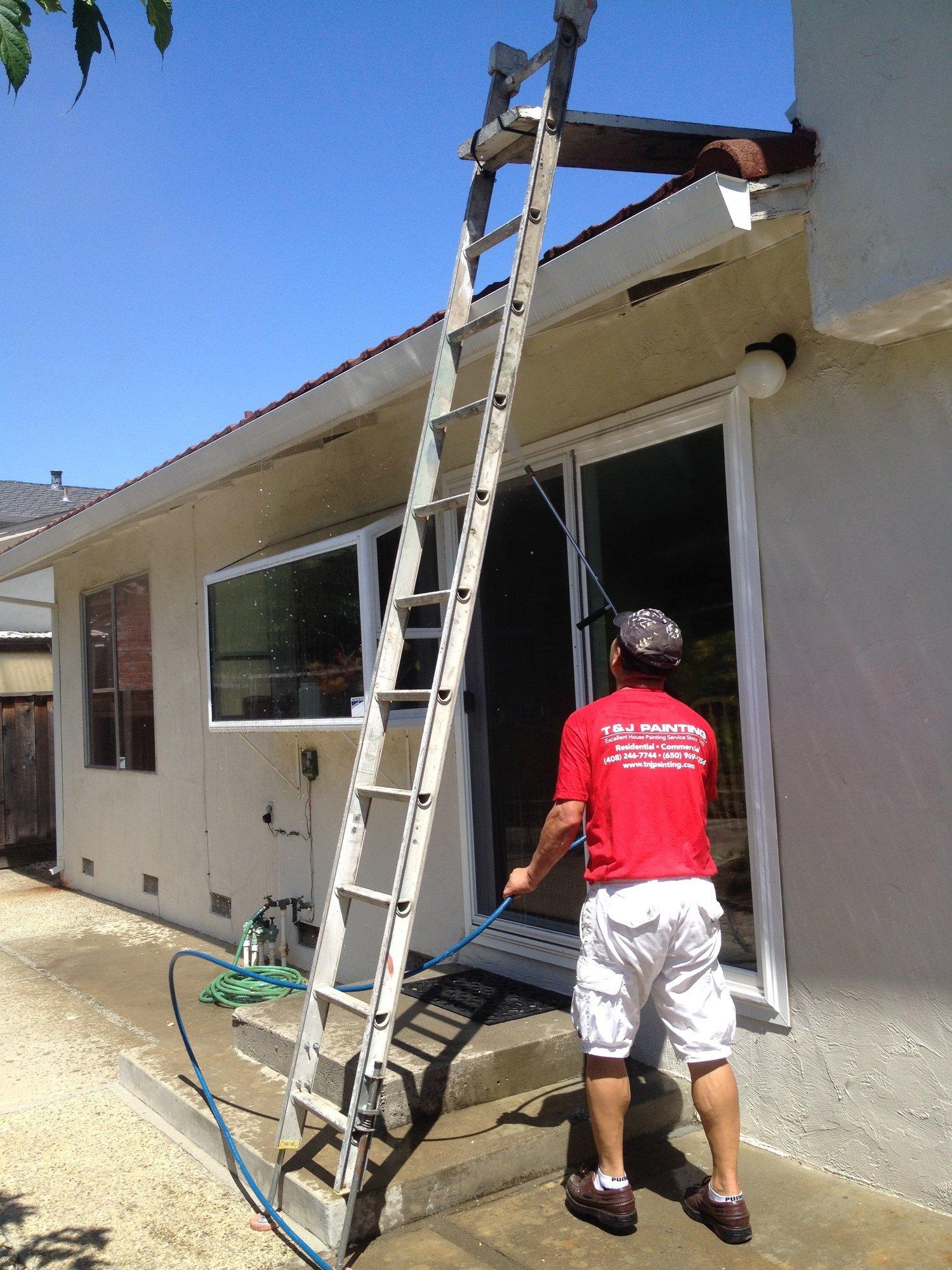home painting San Jose, CA