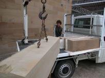 wollombi sandstone installation