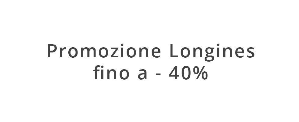 promozione longines
