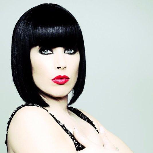 Jessie J posing