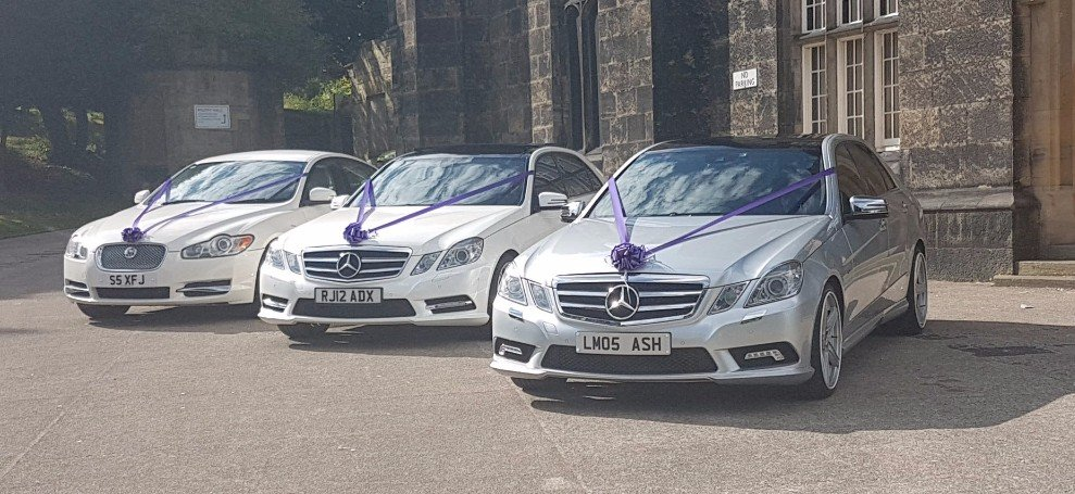 Call Us About Wedding Car Hire West Midlands