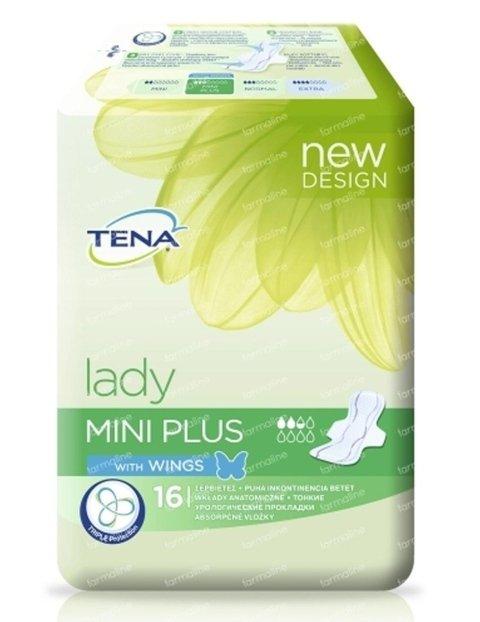 tena lady mini plus