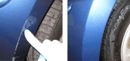 Chipex Car Restoration in Bristol