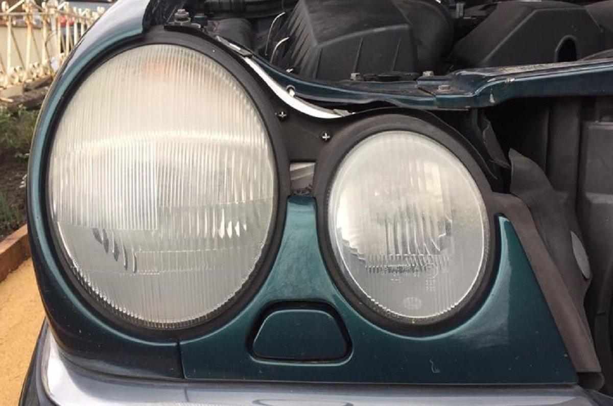 Headlight Restoration in Bristol, Bath, South Gloucestershire and Somerset