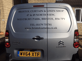 Sign Writing Removal in Bristol