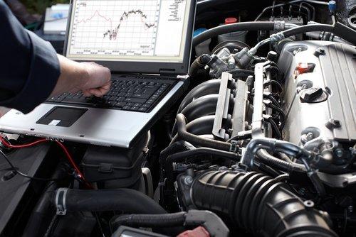 Diagnosi elettronica dell'auto