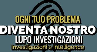 Investigazioni Lupo