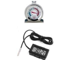 termometri per frigo e forno sonde al cuore regnicoli bilance