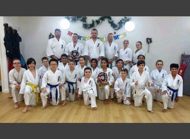 Christmas Club Photo
